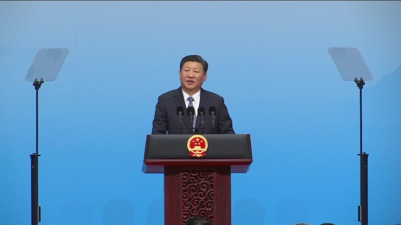 Presidente chinês concorda em buscar acordo com a Coreia do Norte