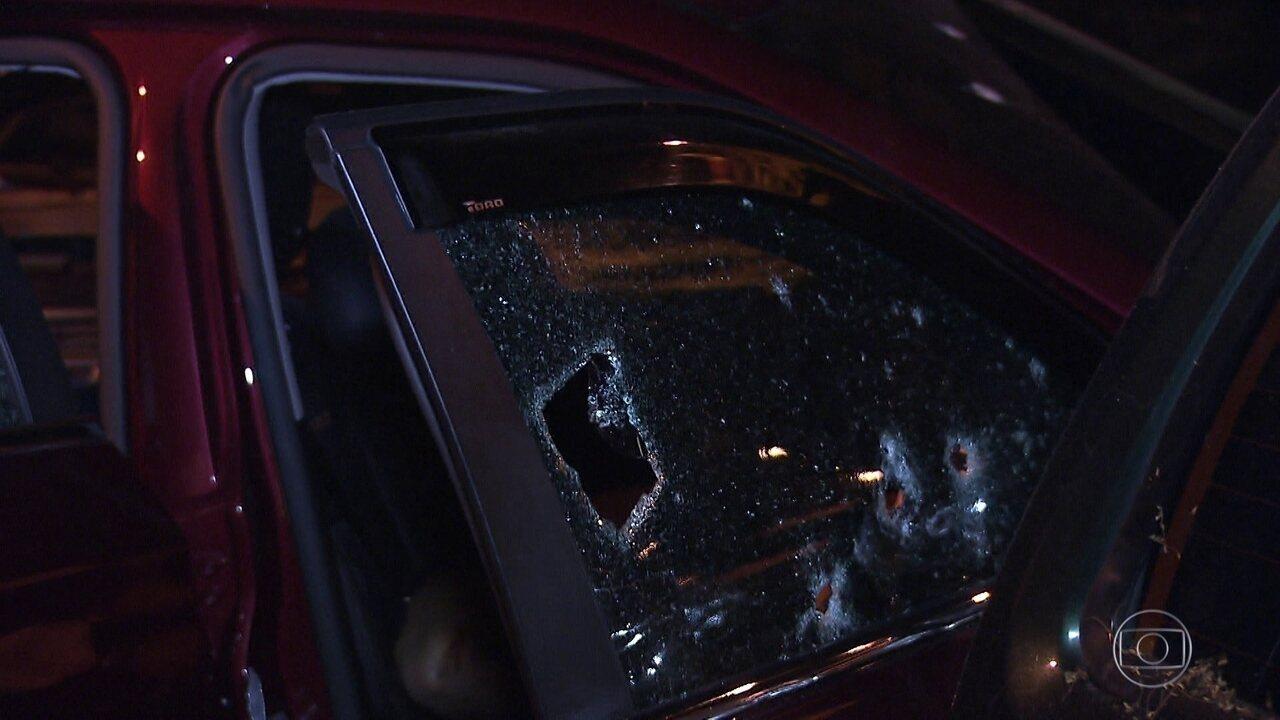 Ladrões mortos durante assalto no Morumbi também agiam na região