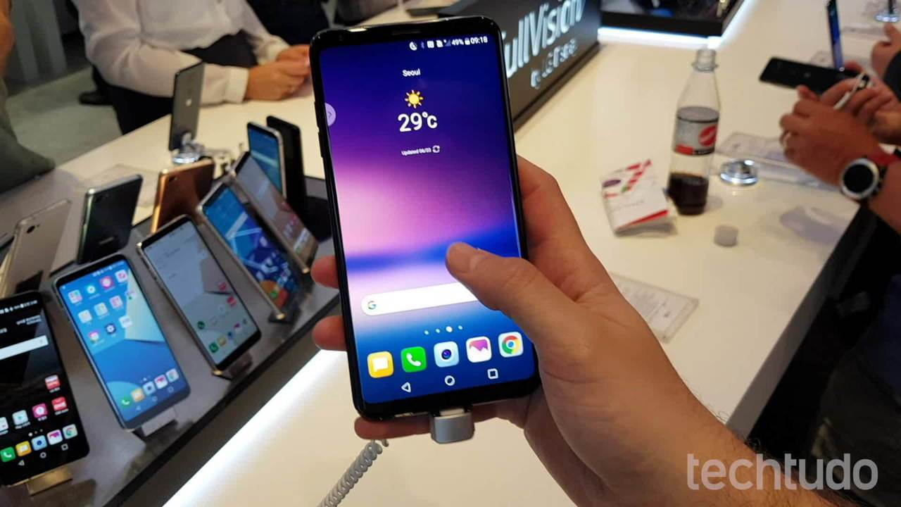LG V30: conheça o smartphone premium da LG