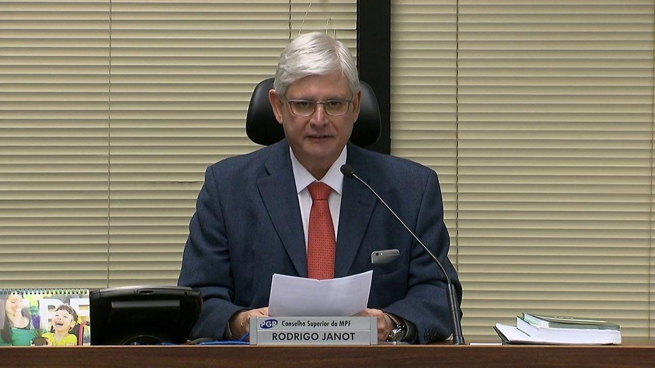 'Áudios com conteúdos gravíssimo foram obtidos pela procuradoria', afirma Janot