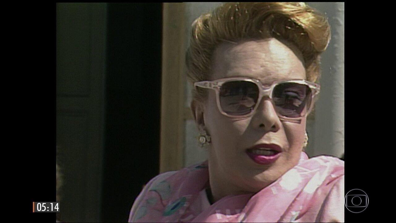 Atriz e cantora Rogéria morre aos 74 anos no Rio
