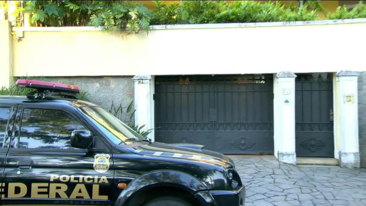 Operação da PF investiga compra de votos para eleger o Rio como sede das Olimpíadas