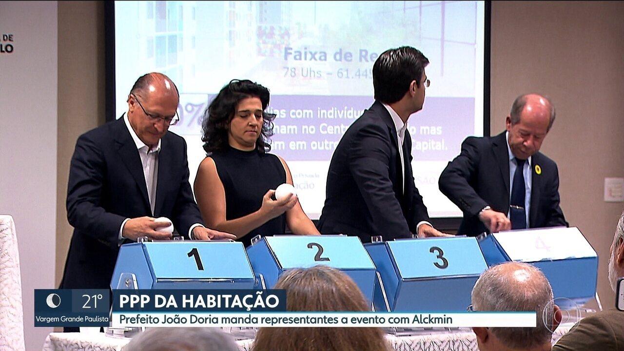 Doria recusa prévias com Alckmin e pode deixar PSDB