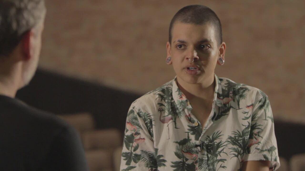 Transversal com Dan Stulbach: conheça a história de Pedro Henrique