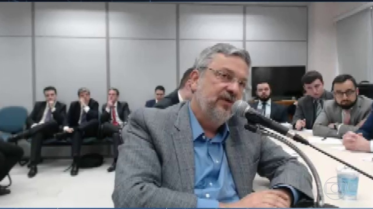 Palocci fala sobre 'pacote de propinas' a Lula oferecido por Emilio Odebrecht
