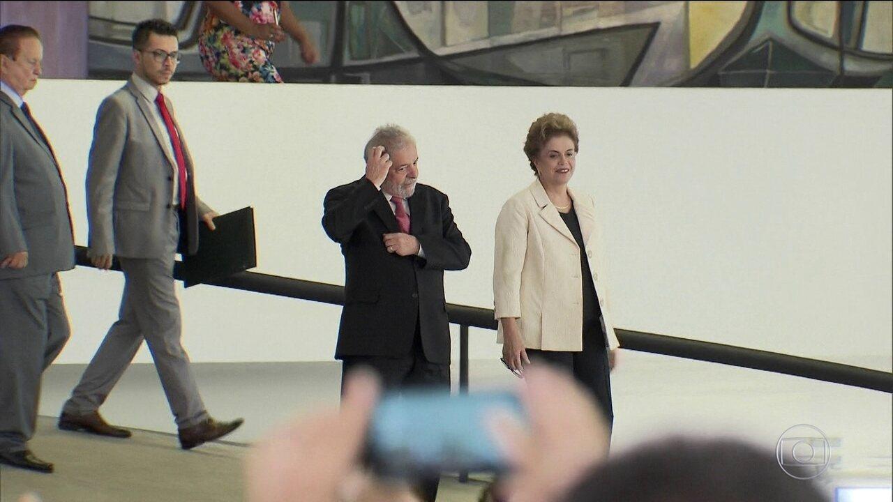 Um dia após denunciar a cúpula do PT, Janot denuncia Lula e Dilma
