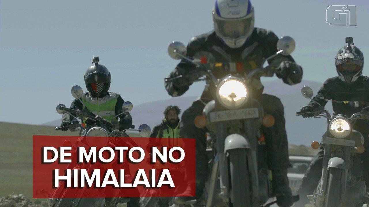De moto no Himalaia: como é rodar em algumas das estradas mais altas do mundo