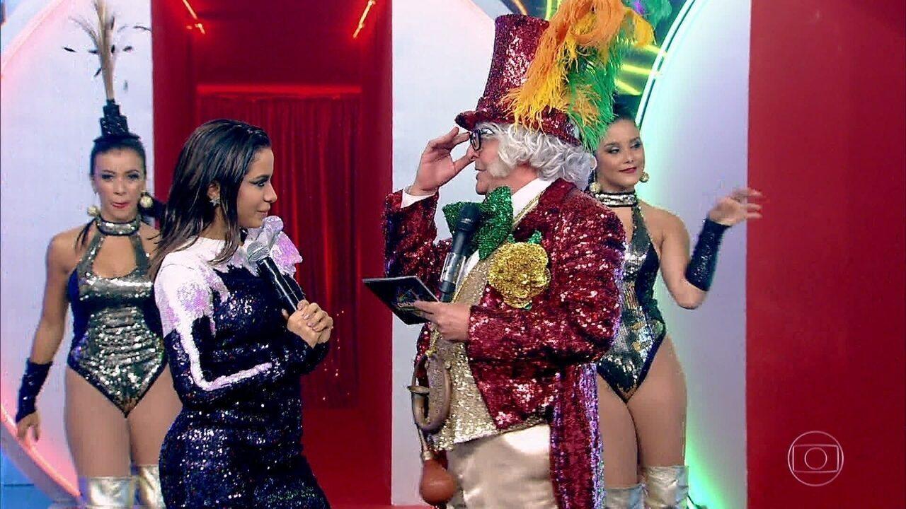 Anitta recebe convite para ser Chacrete