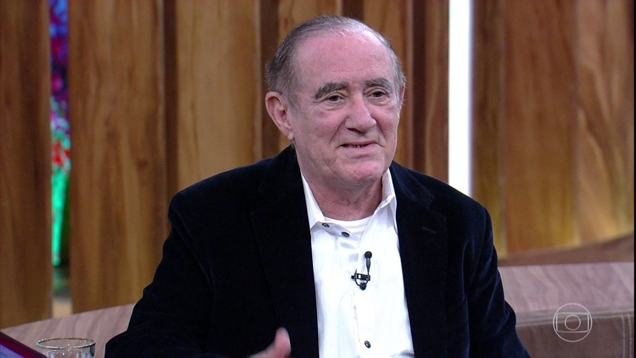 Renato Aragão conta que se inspirou em Oscarito