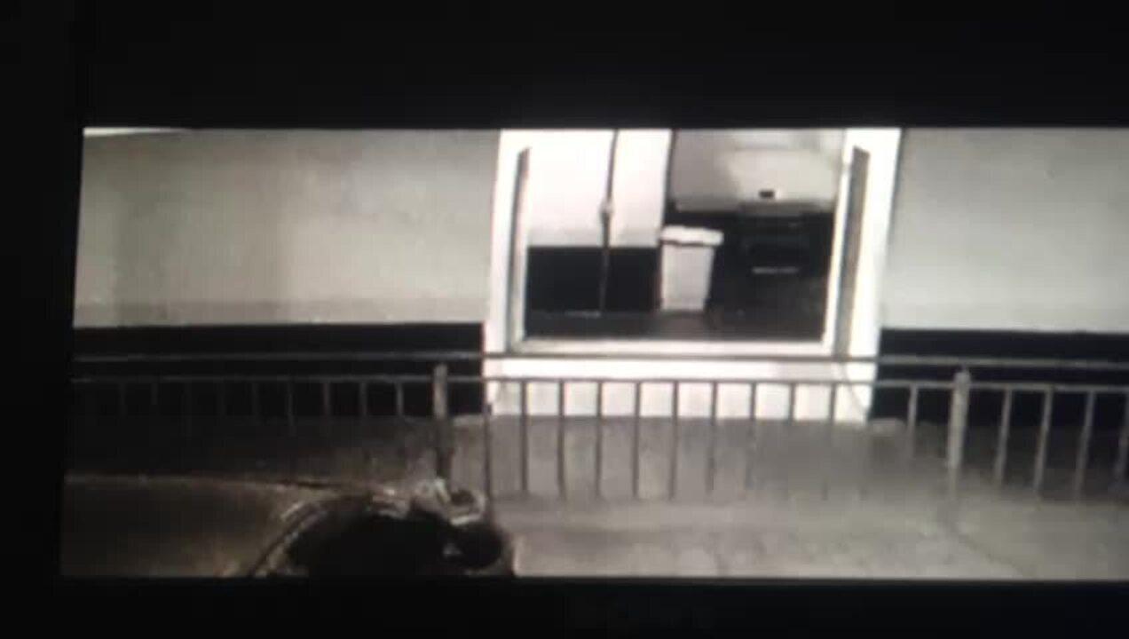 Vídeo mostra policial fugindo após matar vizinho no DF