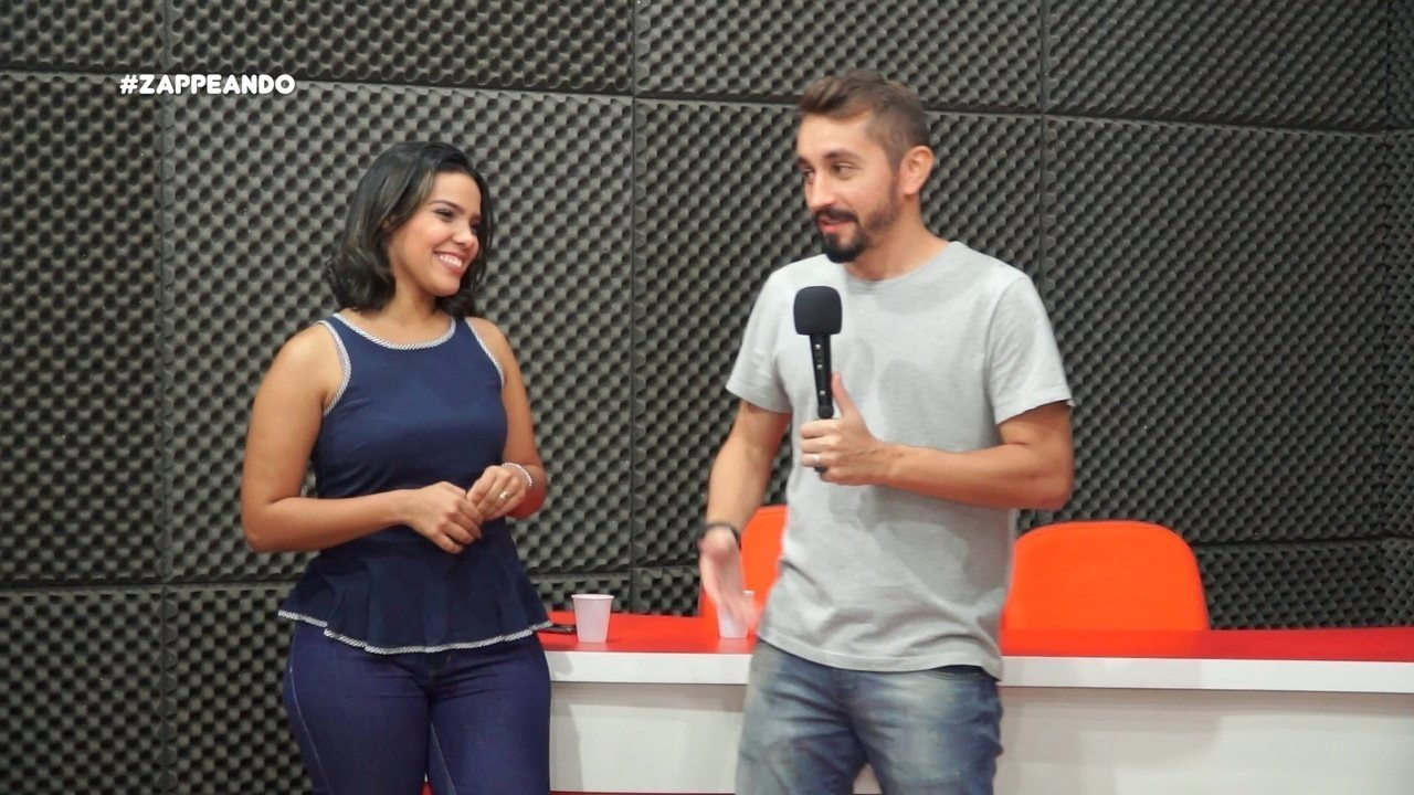 Parte 1: Moacyr e Isa conversam com alunos de comunicação