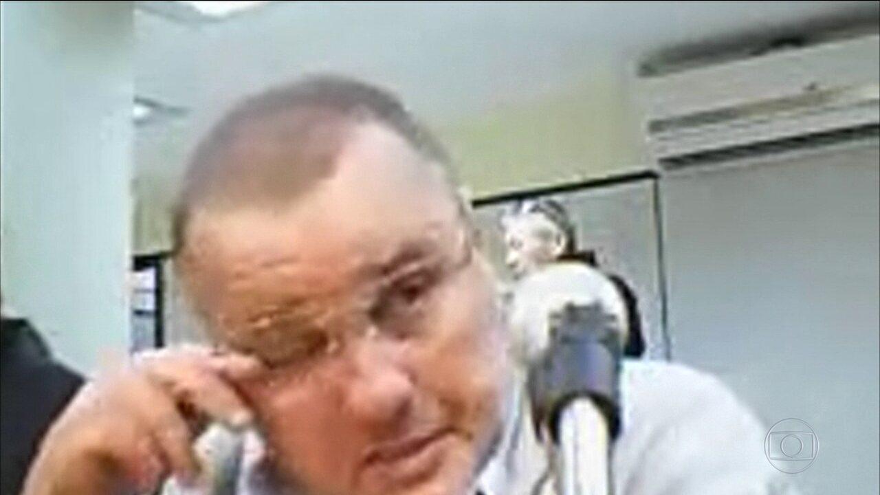 Ex-ministro Geddel Vieira Lima volta a chorar em depoimento à PF
