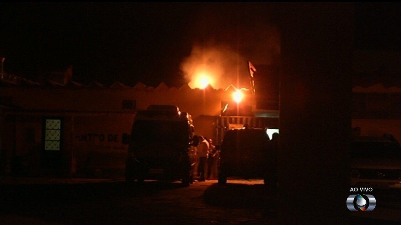 Rebelião em presídio de Luziânia termina com quatro mortos