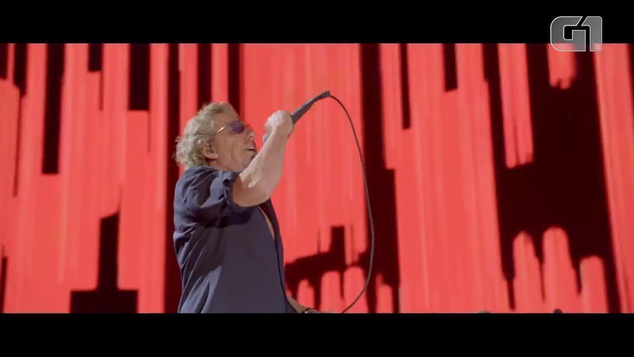 The Who: Saiba como vai ser o show no Rock in Rio