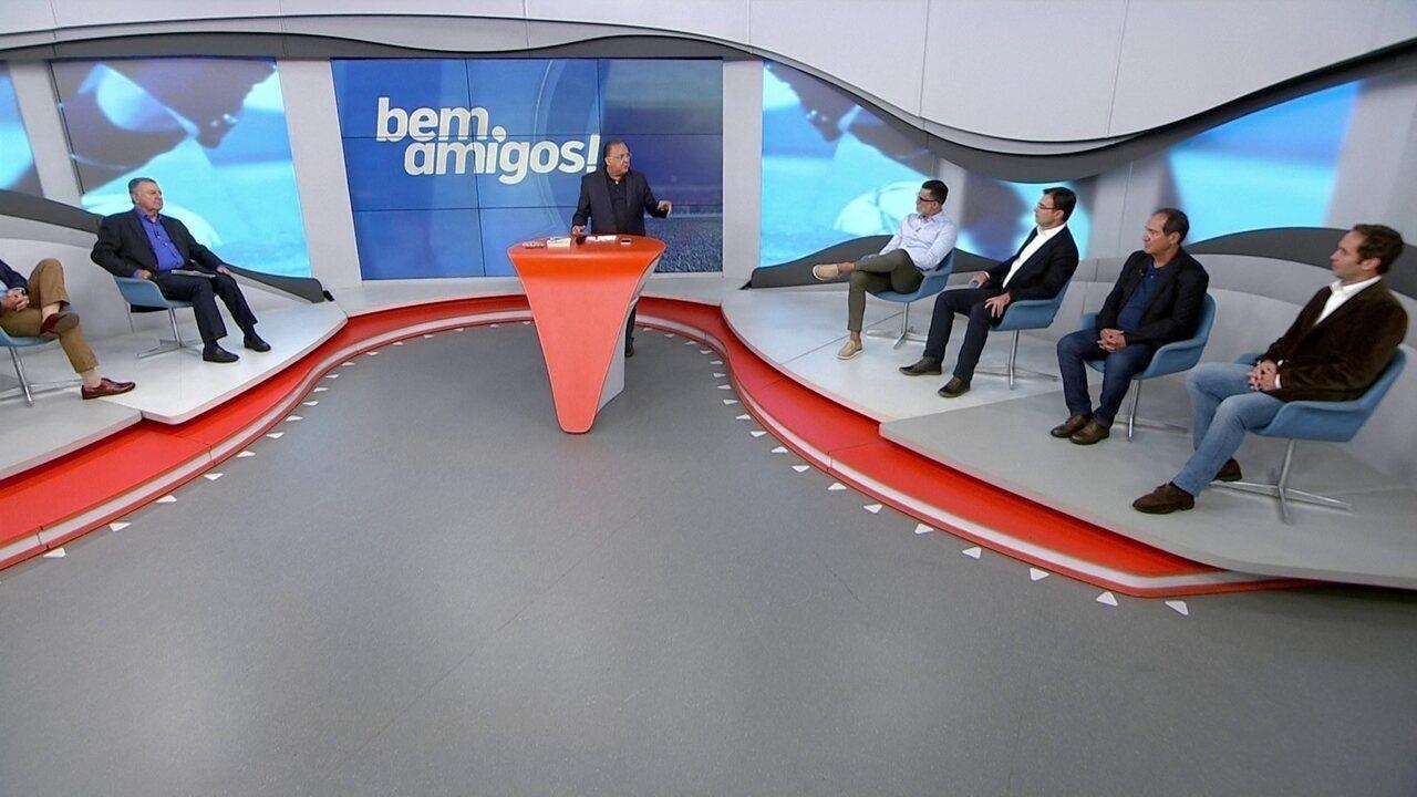 Analistas falam sobre a situação do Grêmio antes da partida contra o Botafogo