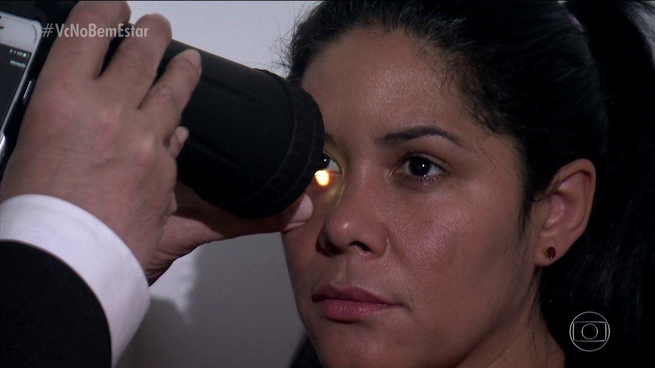b14a4a42c Exame de fundo de olho pode detectar diversos tipos de doenças | Bem ...