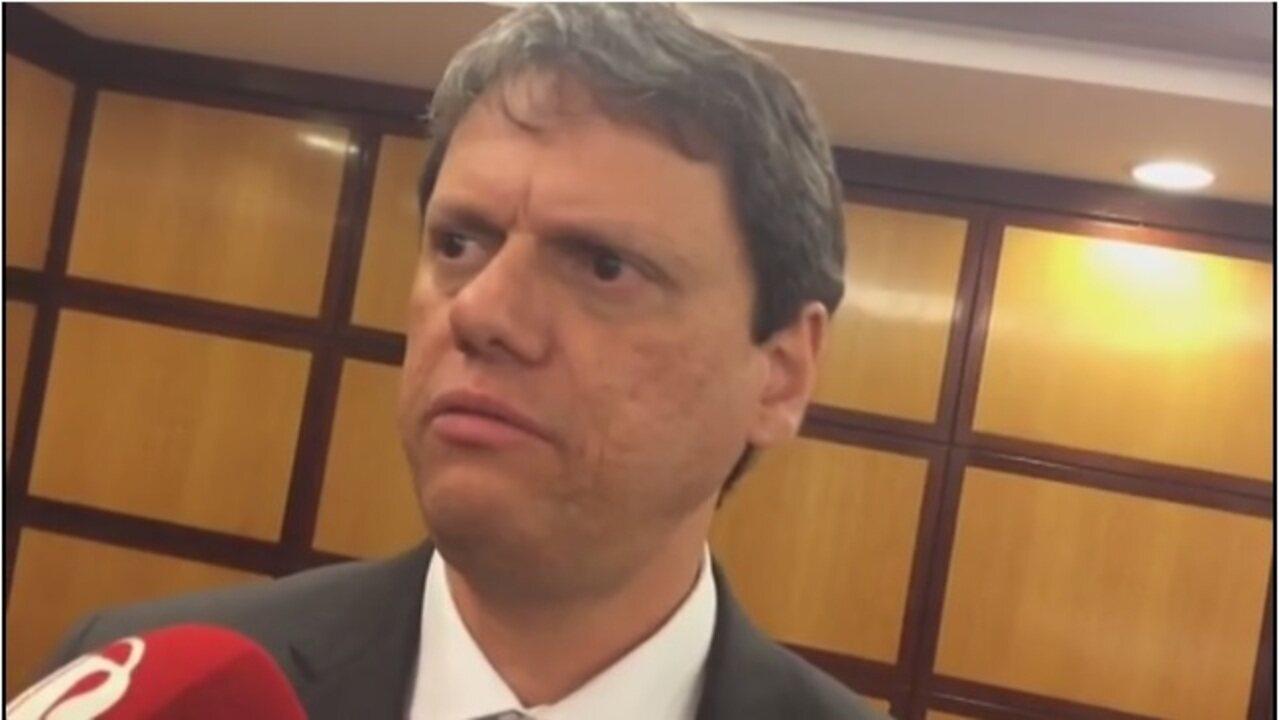 G1: Entrevista Tarcísio Gomes de Freitas