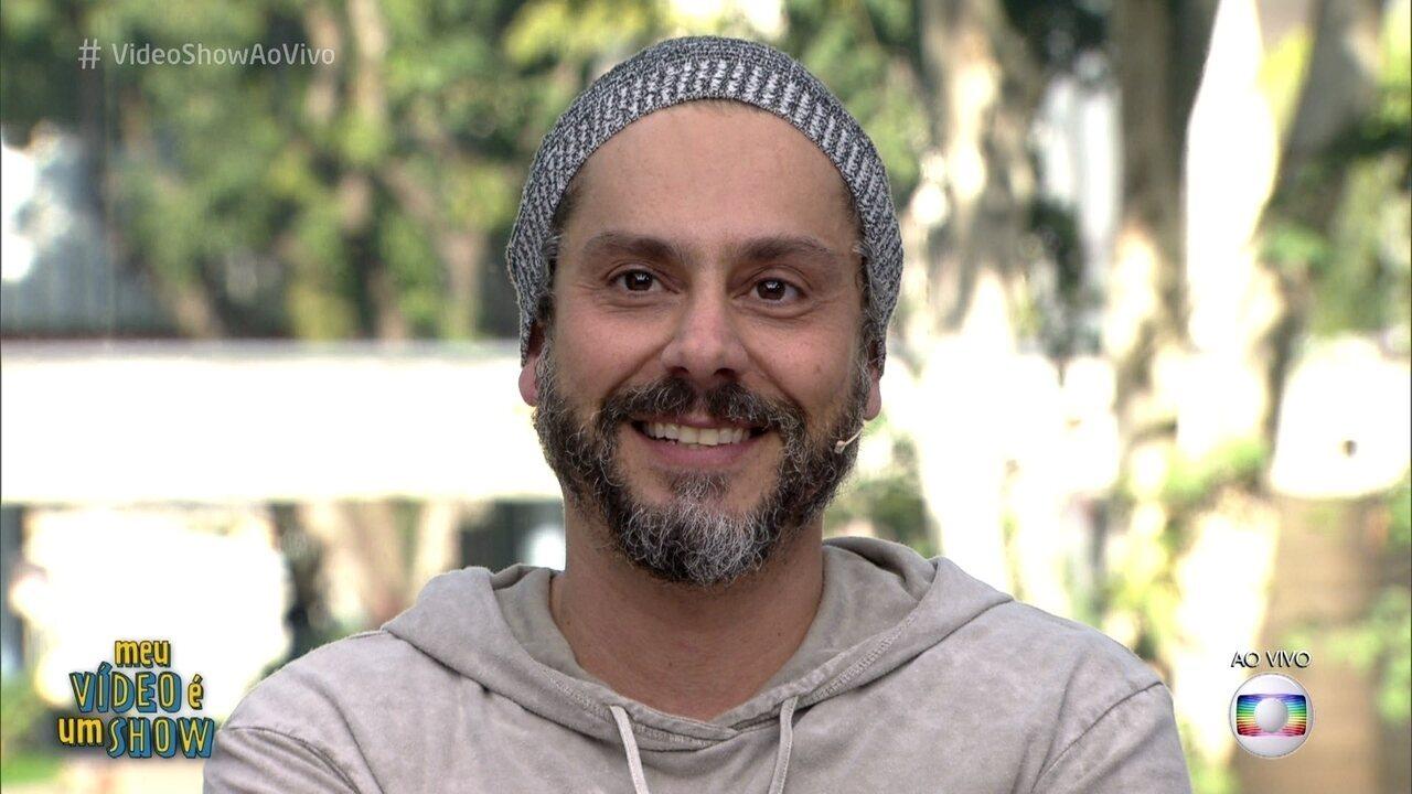 Alexandre Nero atuou também em 'Paraíso', 'Dó Ré Mi Fábrica' e 'Batendo o Ponto'