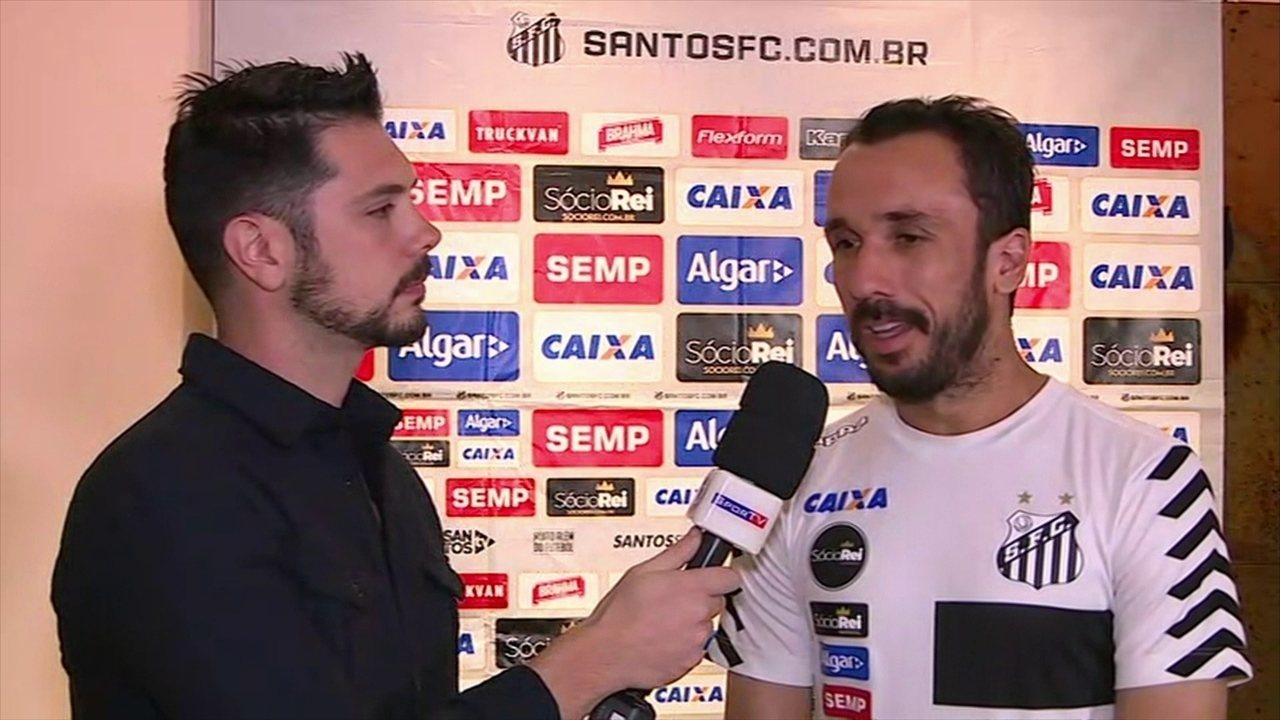Thiago Ribeiro destaca velocidade do Barcelona-EQU, rival na Libertadores