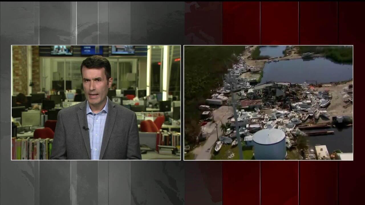 Furacão Irma ameaça hoje República Dominicana e Ilhas Turcas e Caicos