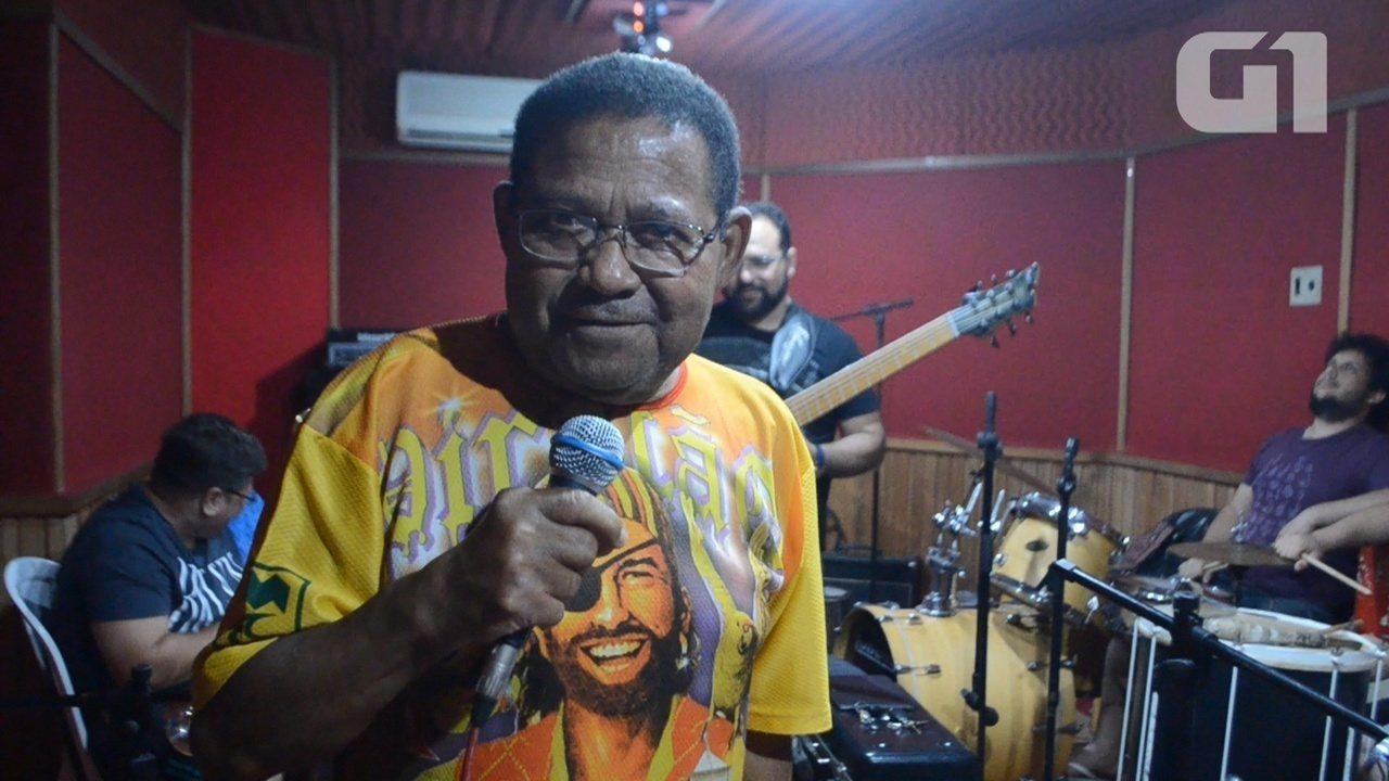 Humberto Moreira convida internautas do G1 para celebrar com ele os 50 anos de carreira