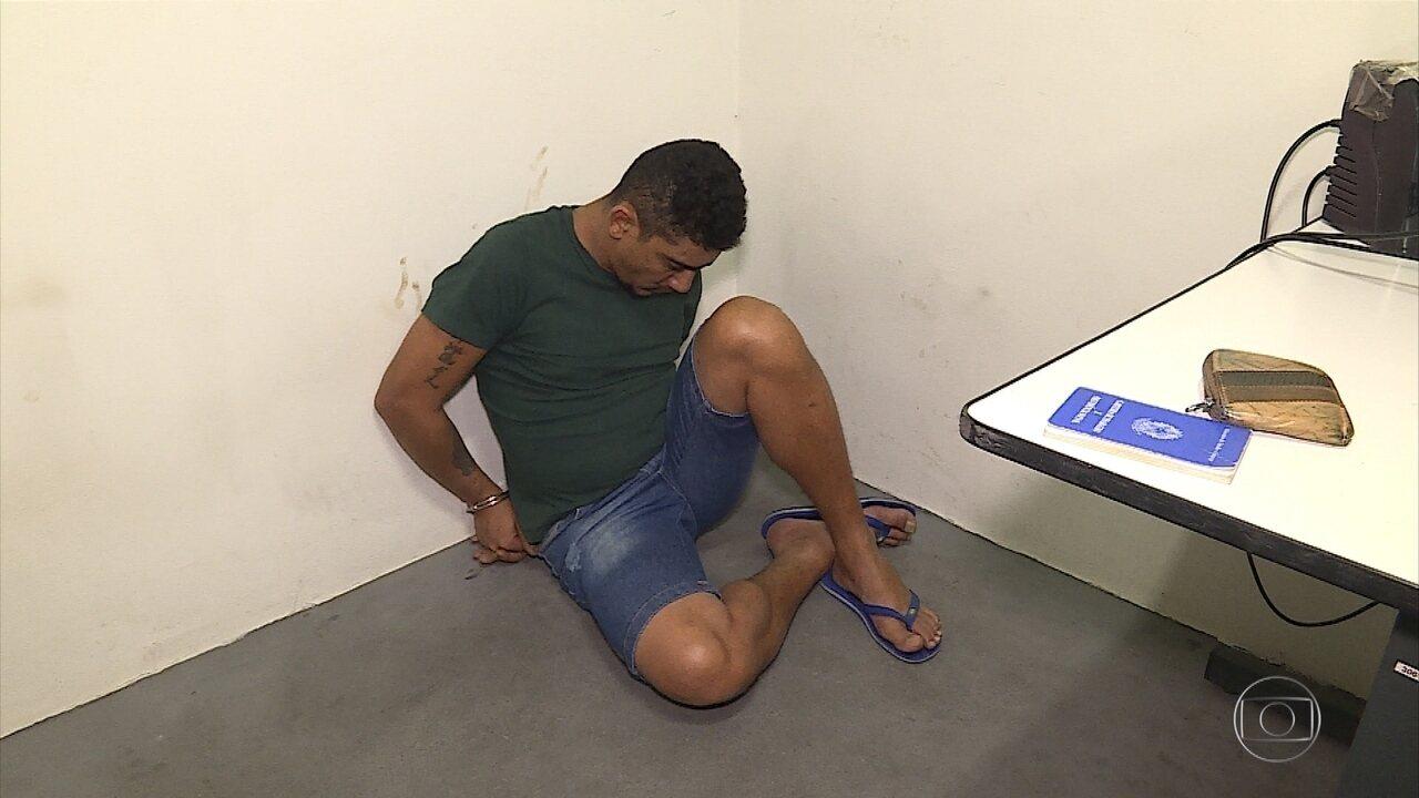 Homem suspeito de traficar drogas é preso em Ibirité, na Grande BH