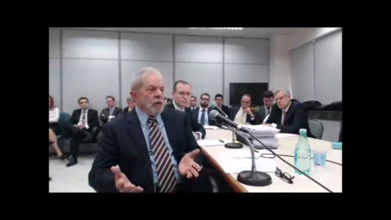 Lula diz que se reunia com Palocci para ouvir conselhos econômicos