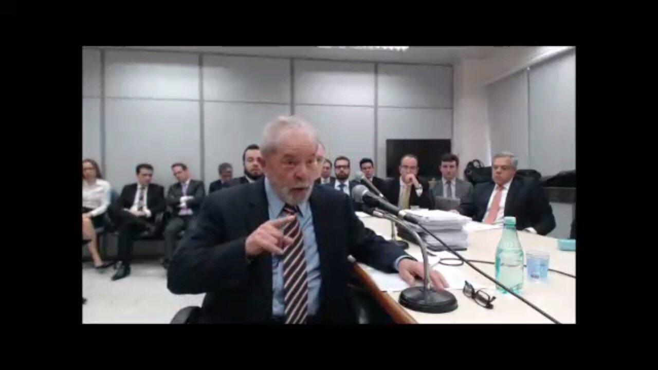 Lula diz que era contra a indicação de Palocci no governo de Dilma Rousseff