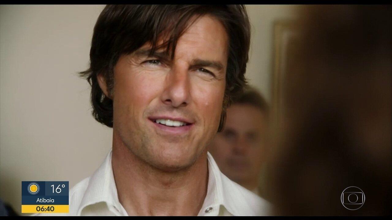 Tom Cruise estrela filme 'Feito na América'