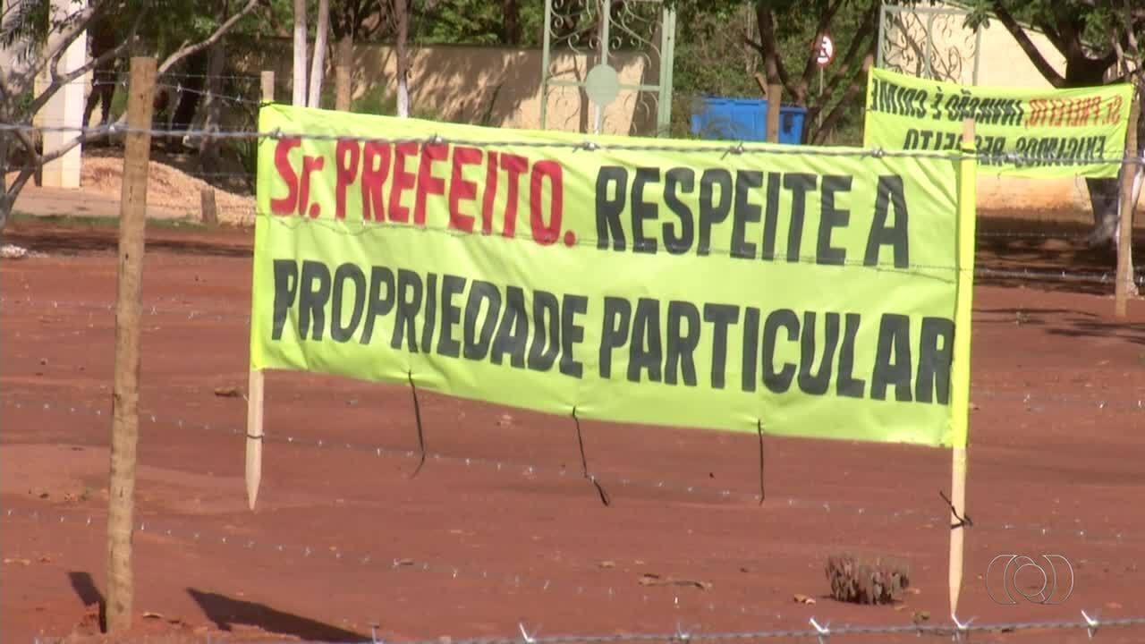 Prefeitura anuncia desapropriação de área do cemitério da Paz em Palmas
