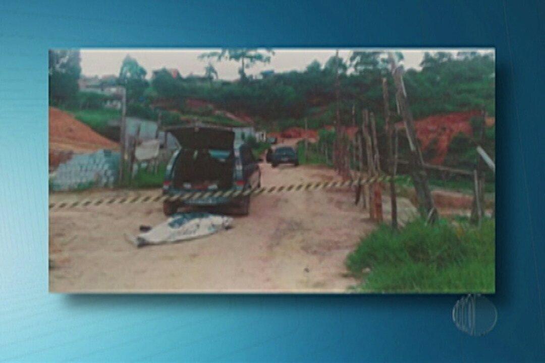 Polícia prende dois suspeitos de matar vigilante em Itaquaquecetuba