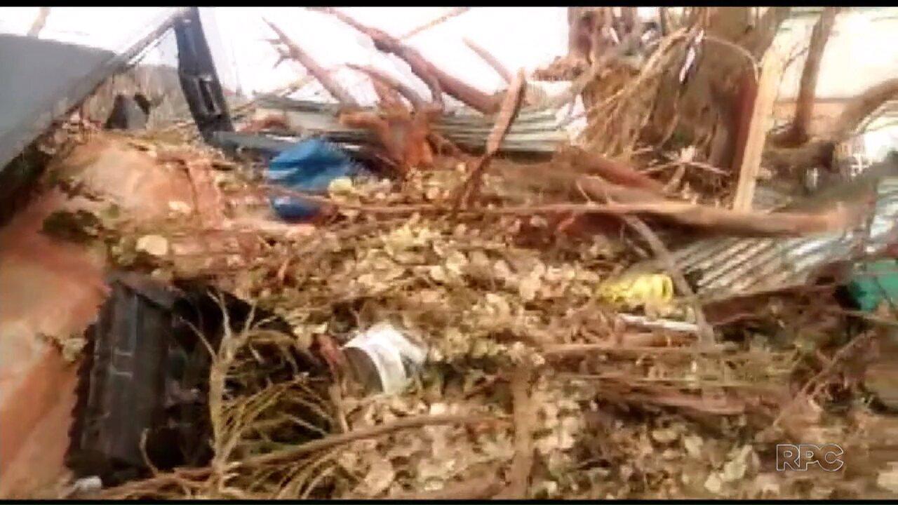 Paranaense conta como foram os dias de desespero Caribe por causa do furacão Irma
