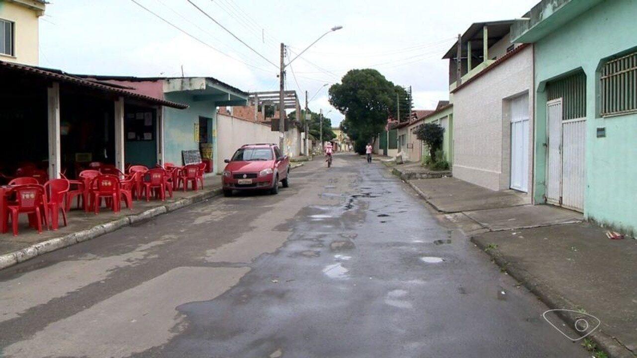 Moradores fazem 'mapa do crime' em comunidade de Vila Velha