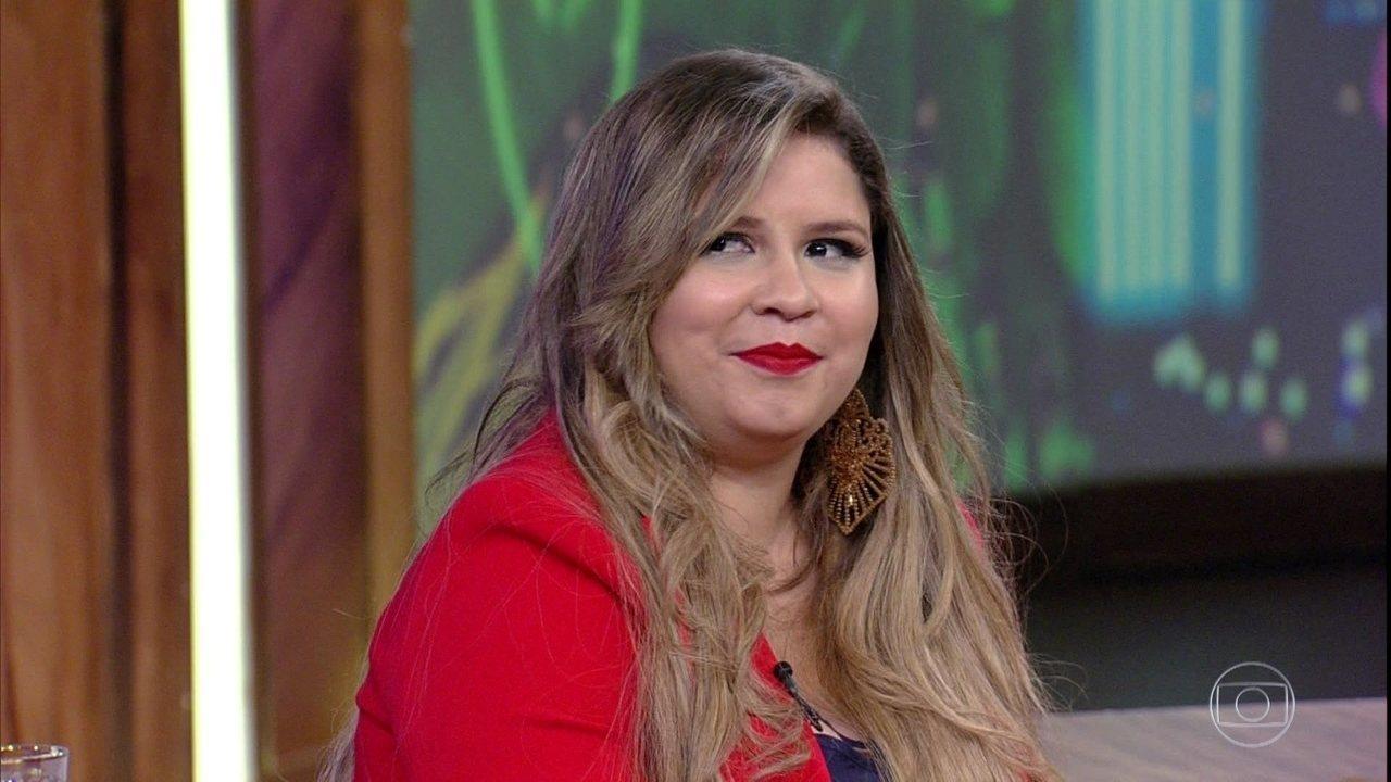 Marília Mendonça revela que fãs a procuram para pedir conselhos