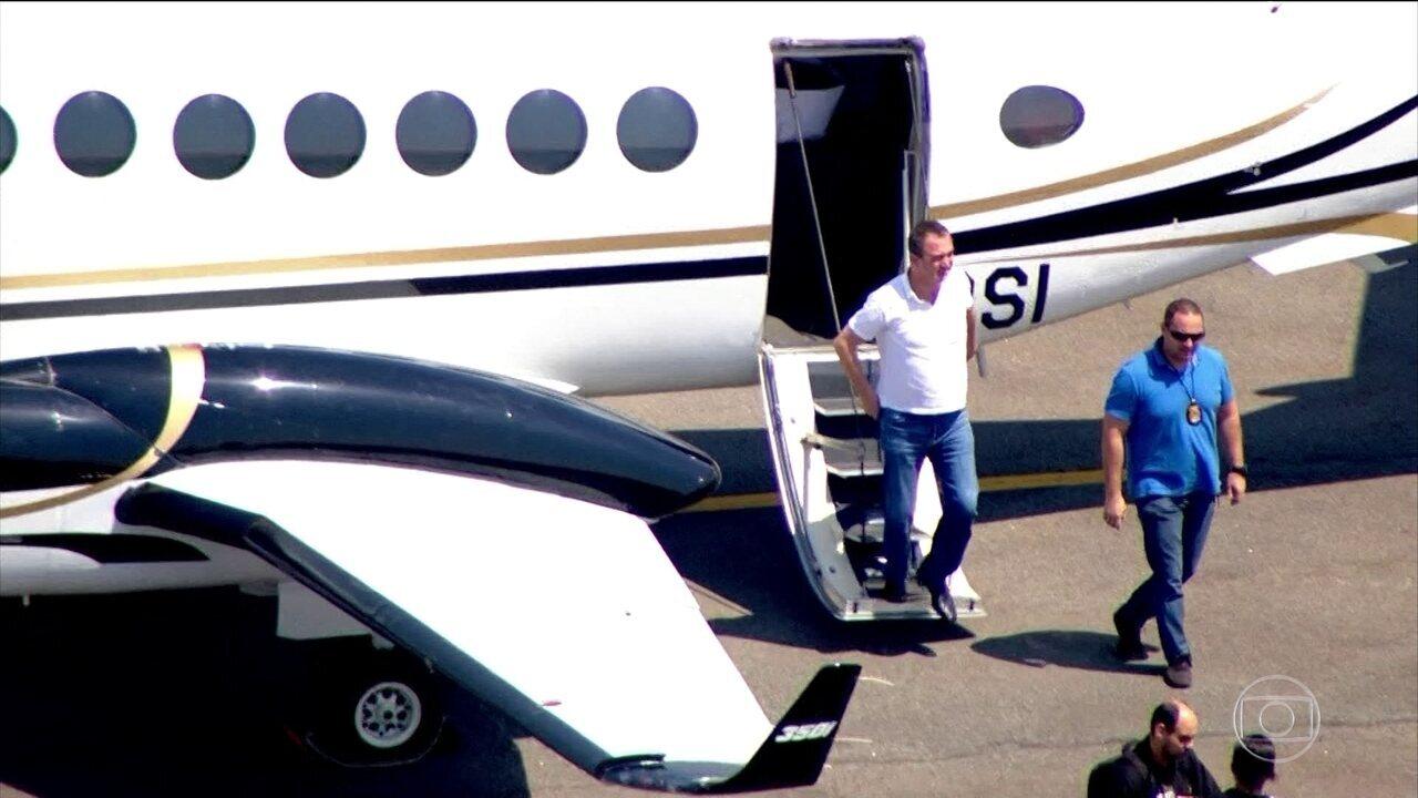 Empresário Joesley Batista vai a São Paulo para uma audiência na Justiça Federal