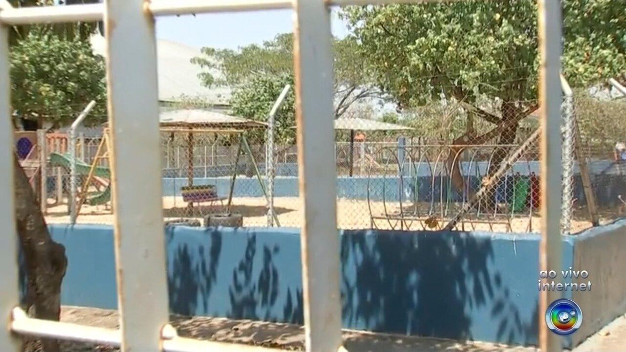 Criança morre após passar mal ao brincar em caixa de areia em escola de Araçatuba