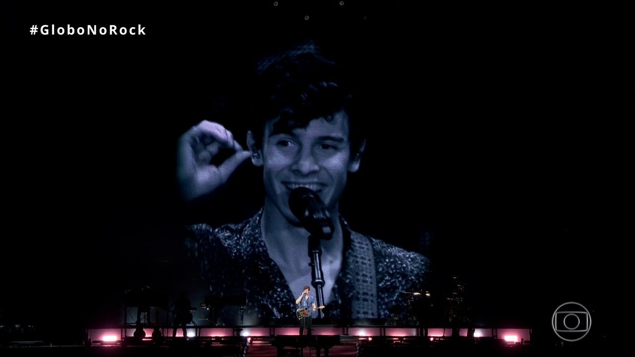 Shawn Mendes canta 'Lights On' no Rock in Rio 2017