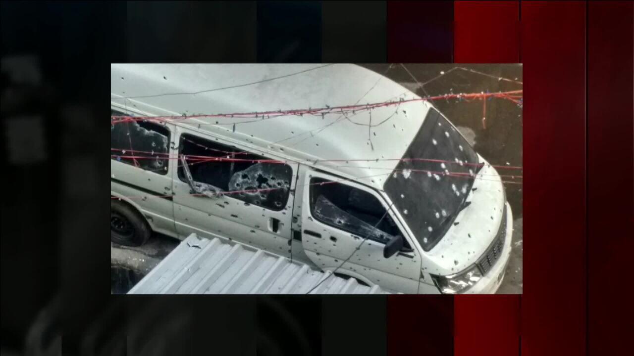 Traficantes se enfrentam e Rocinha tem manhã de intenso tiroteio