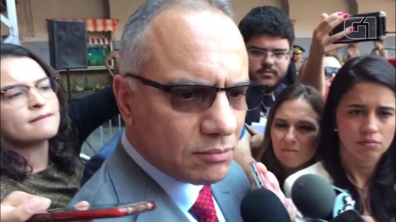 Secretário de Segurança nega qualquer possibilidade de negociação com bandidos