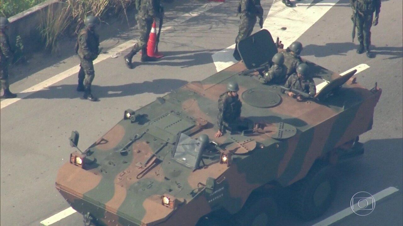 Por que estado do Rio não tem pedido ajuda às forças federais de segurança?