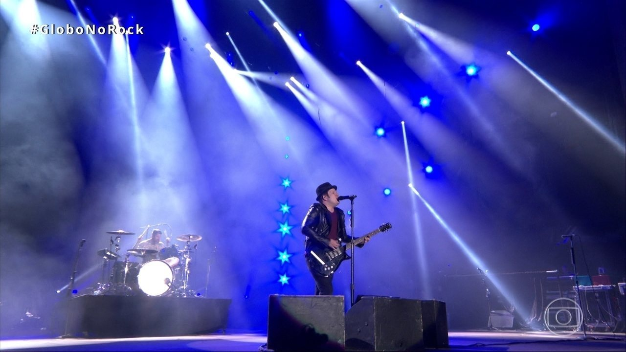 Fall Out Boy abre show no Rock in Rio com 'Sugar'