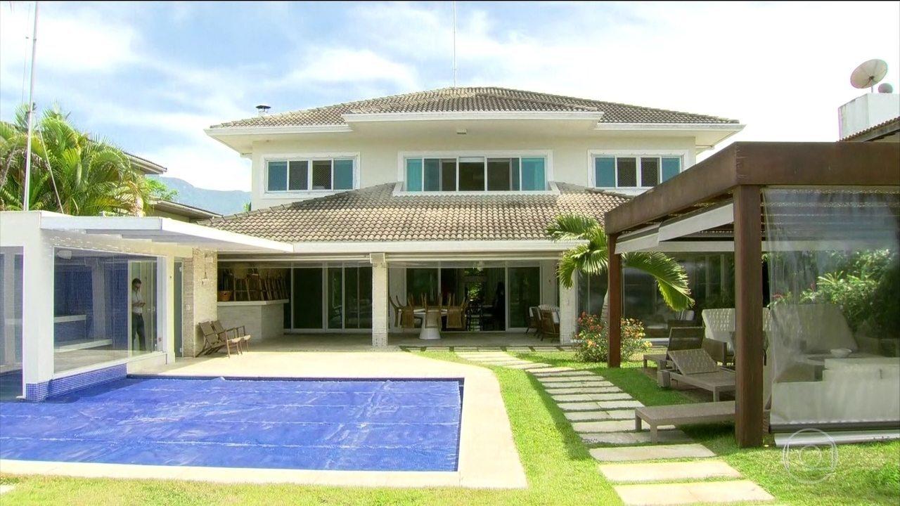 f7d95a564 Veja como é a luxuosa casa de praia de Cabral que será leiloada ...