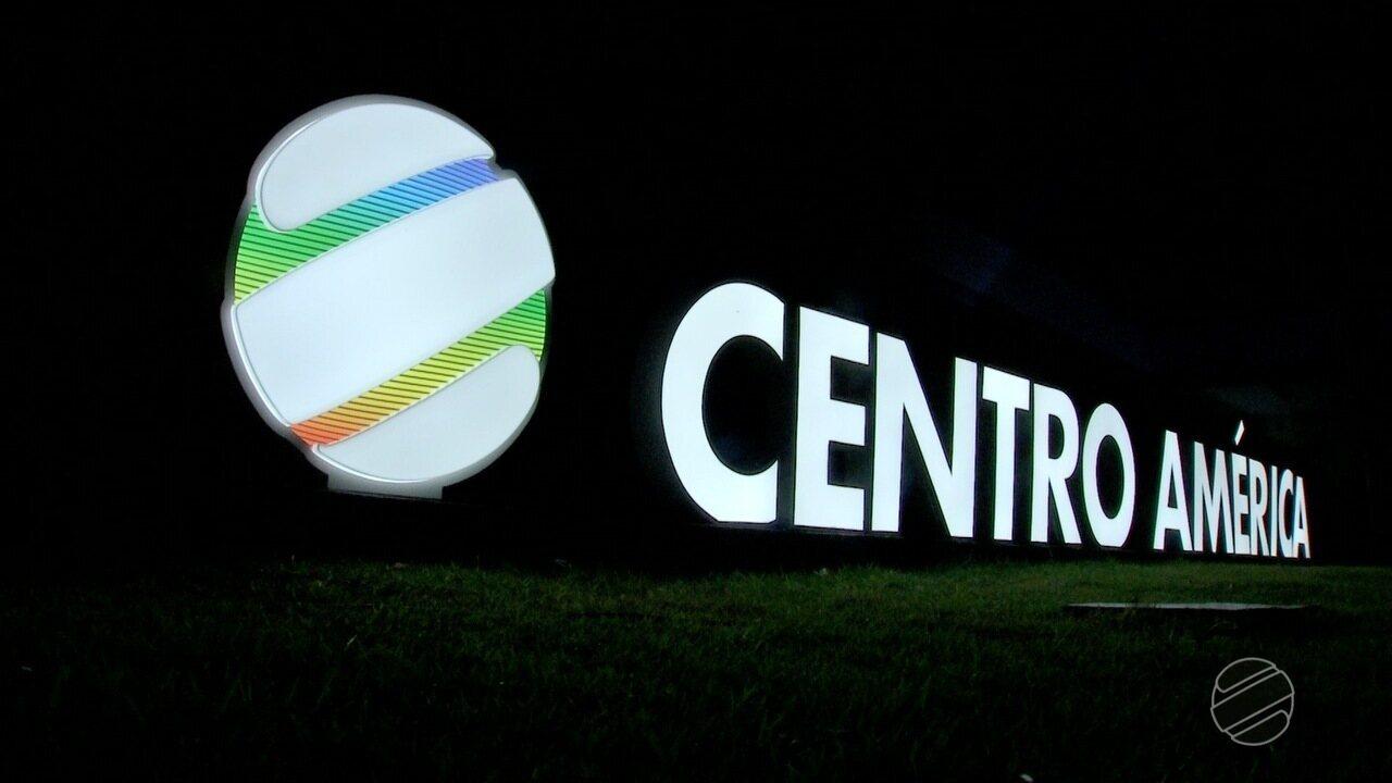 Festa de lançamento da nova marca da TV Centro América em Cuiabá