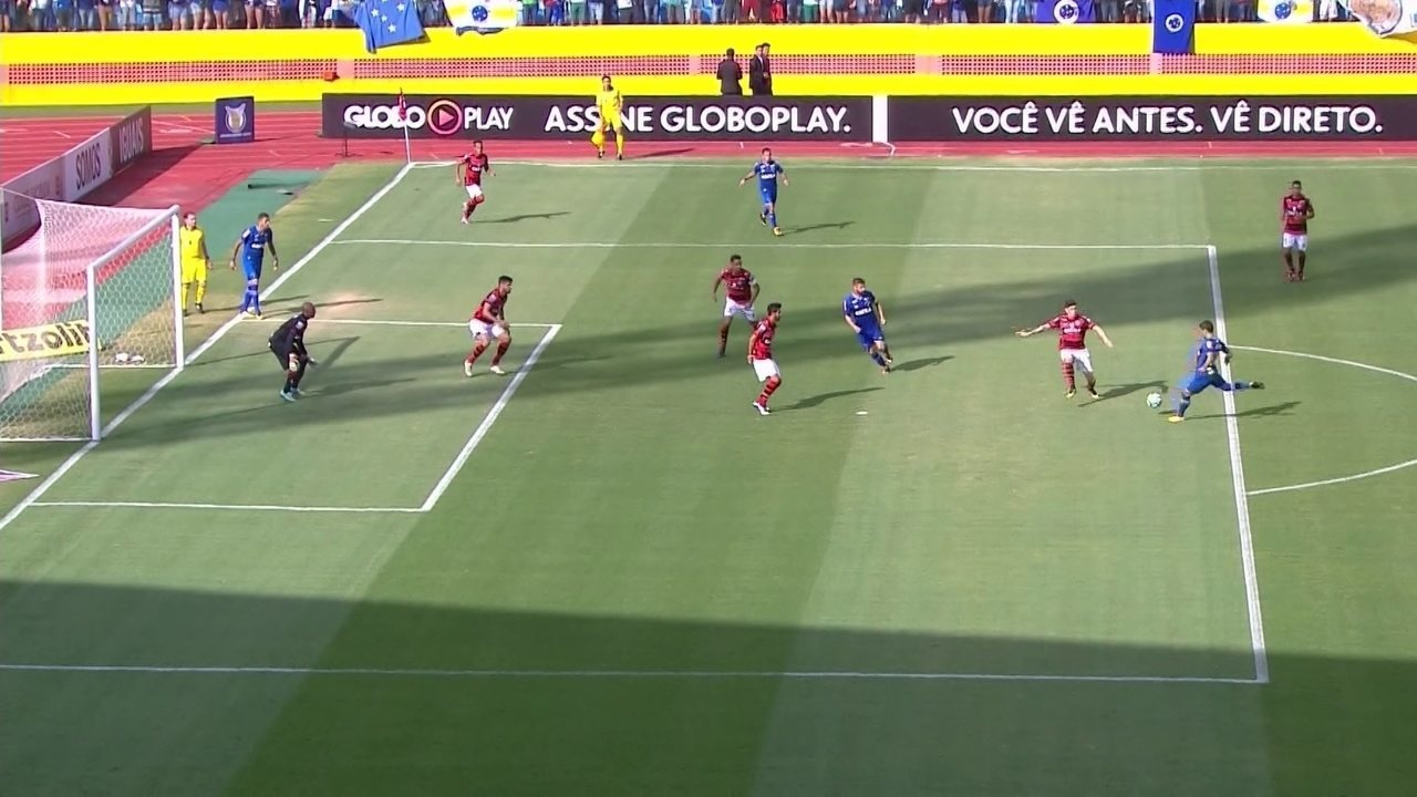 Melhores momentos de Atlético-GO 1 x 2 Cruzeiro pela 25º rodada do Campeonato Brasileiro