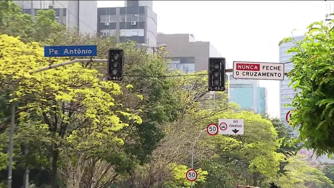 Capital paulista e cidades da grande São Paulo têm apagão
