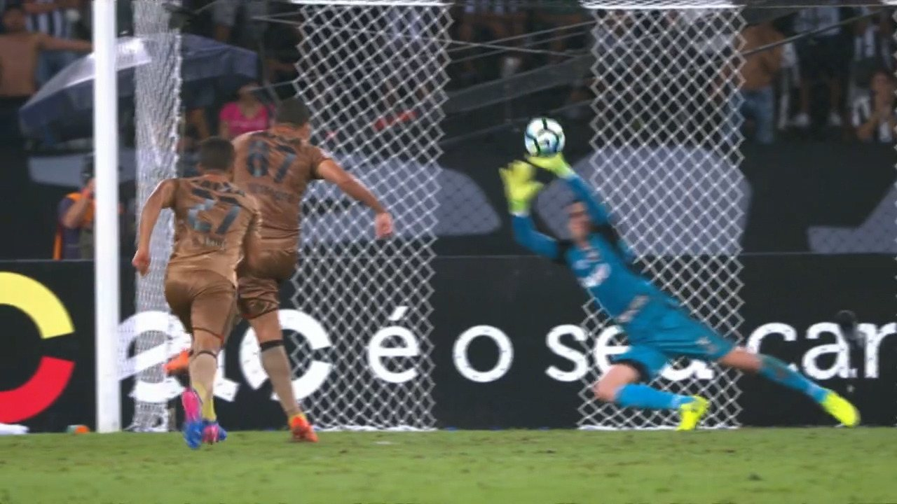 Confira os pênaltis defendidos por Gatito Fernández na temporada