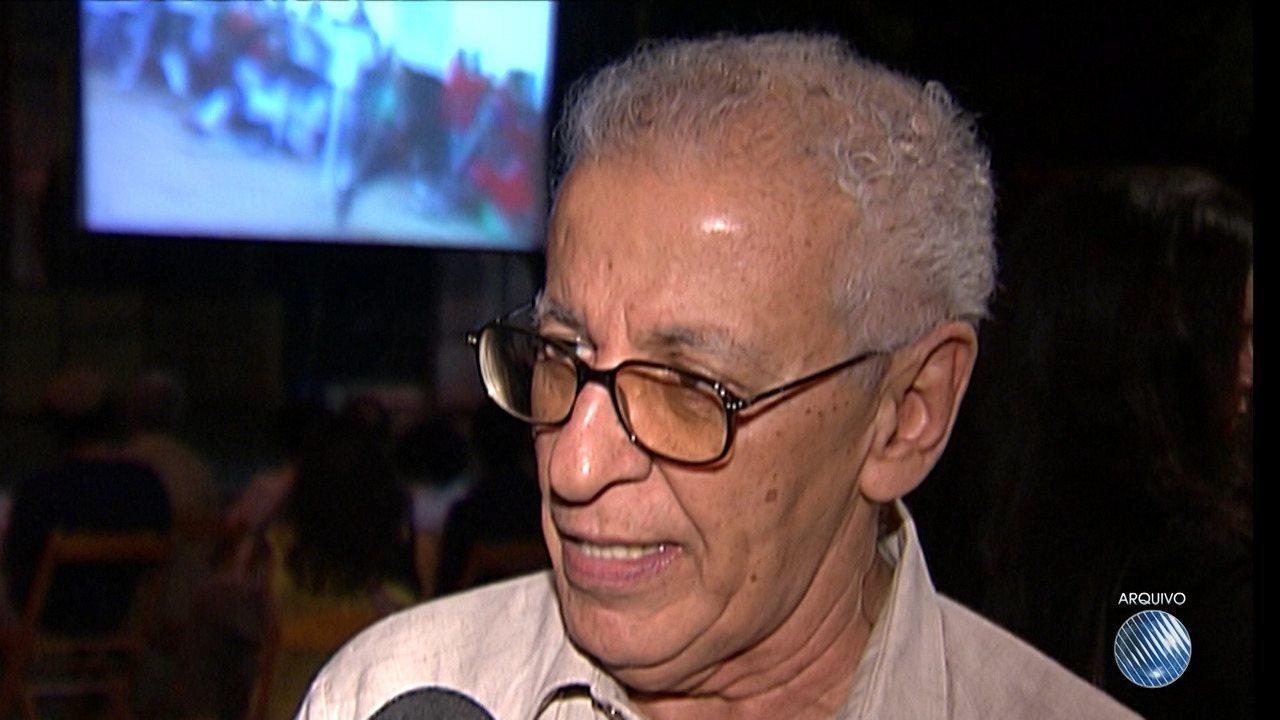Morre aos 83 anos o cineasta baiano Guido Araújo