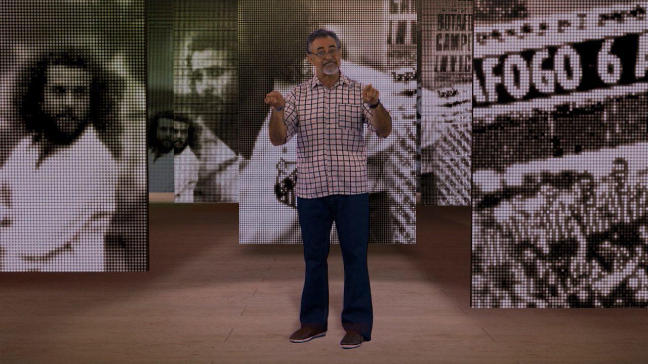 Gilberto Gil protagoniza o terceiro episódio da série 'Histórias da MPB'