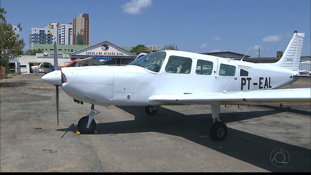 Aeronáutica suspende funcionamento do Aeroclube da PB