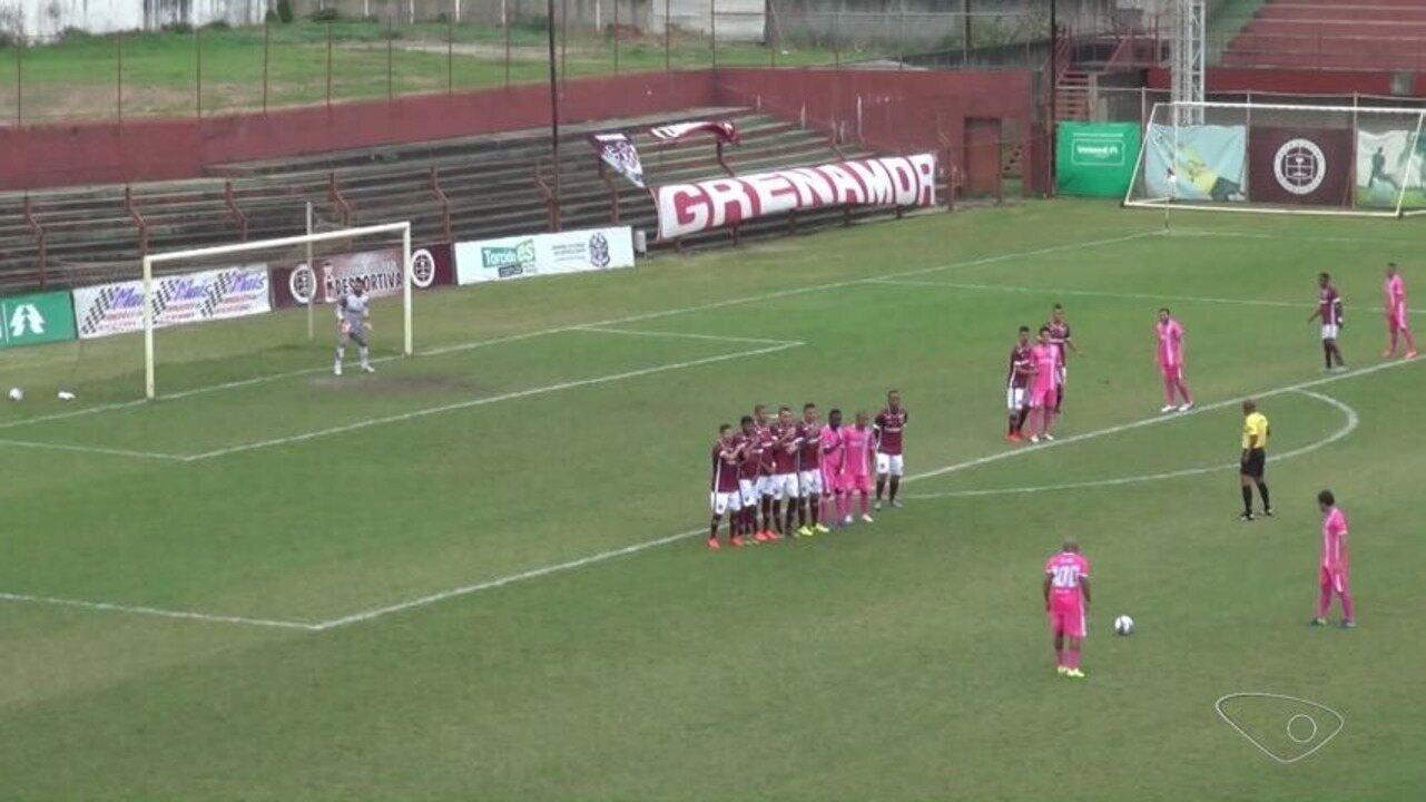 Espírito Santo empata com a Desportiva e vai às finais da Copa ES